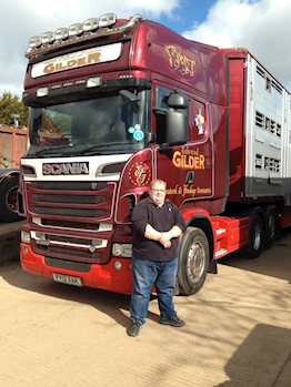 Edward Guilders Operations Manager Steve Worton