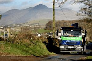 Murdock Builders Merchants truck