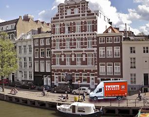 Twente Express van in action