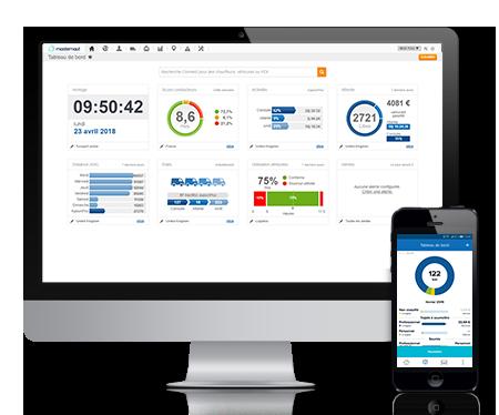 Masternaut-Solutions-FR-Solutions de gestion de flotte- Connect