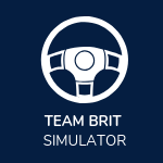Team Brit simulator and Masternaut at Fleet Live 2019