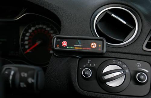 In-cab coach telematics device