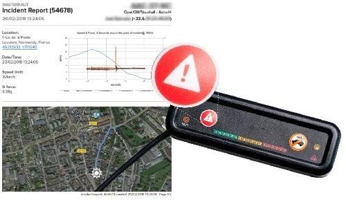 Masternaut Solutions FR Solutions de gestion de flotte gestion des incidents
